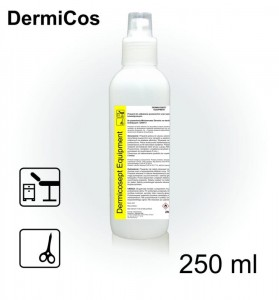 Dermicosept Equipment 250 ml - Dezynfekcja