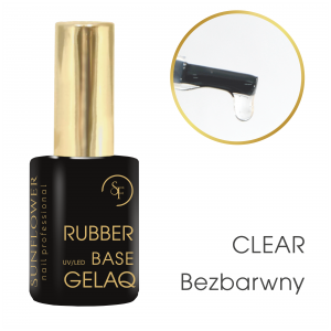 GELAQ Base Rubber 9g Clear
