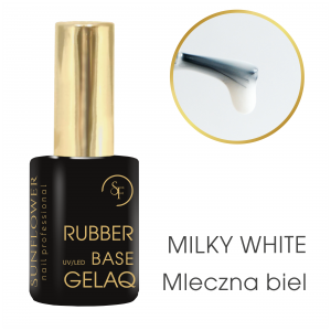 GELAQ Base Rubber 9g Milky White