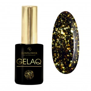 GELAQ Top Flakes No. 111 Złoto Galaxy