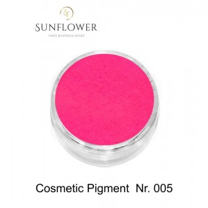 Cosmetic Pigment  CP005 Pink Neon Smokey Effect !