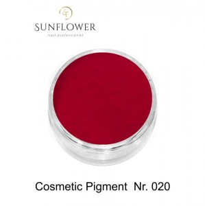 Cosmetic Pigment  CP020 Claret Smokey Effect !